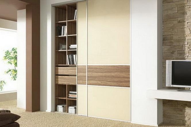 шкаф купе в гостиной на заказ по индивидуальным размерам шкафы